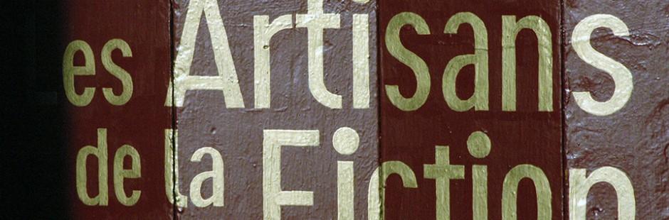 atelier d'écriture - stage d'écriture - formations d'écriture - creative writing - Les Artisans de la Fiction