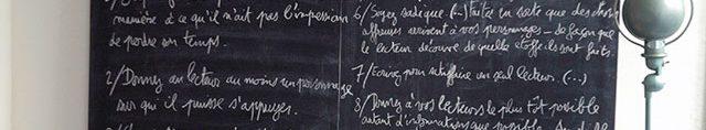 faire écrire de la fiction aux adolescents - formation creative writing - atelier écriture Les Artisans de la Fiction