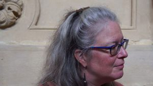 Louise Alain,co-fondatrice des éditions Alire