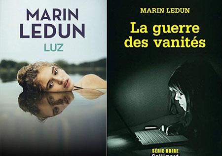 Marin Ledun Luz La guerre des vanités