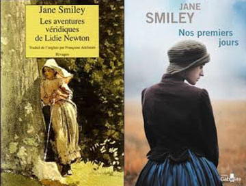 Romans de Jane Smiley