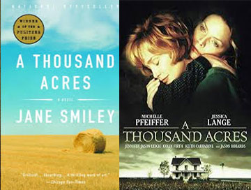A Thousand Acres, prix Pulitzer, Jane Smiley