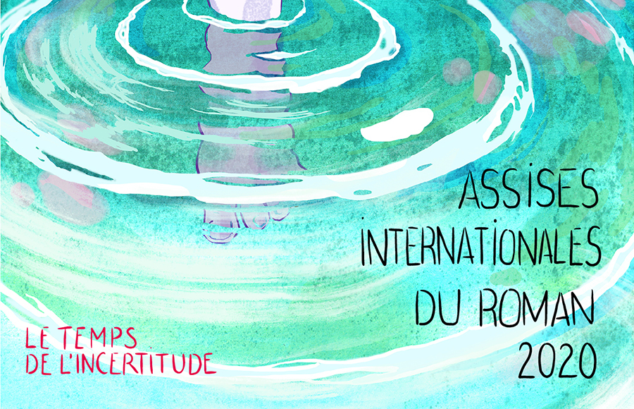 assises internationales du roman virtuelles 2020