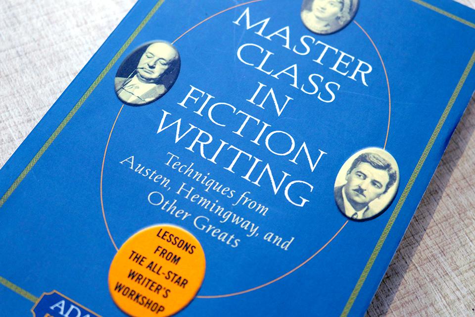 le creative writing france