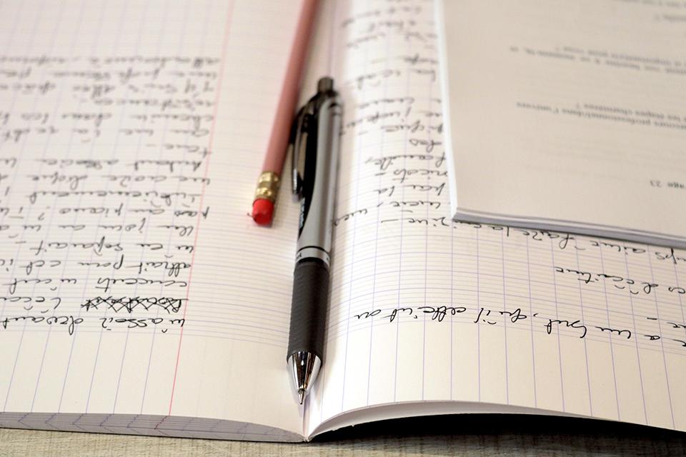 rôle talent écriture