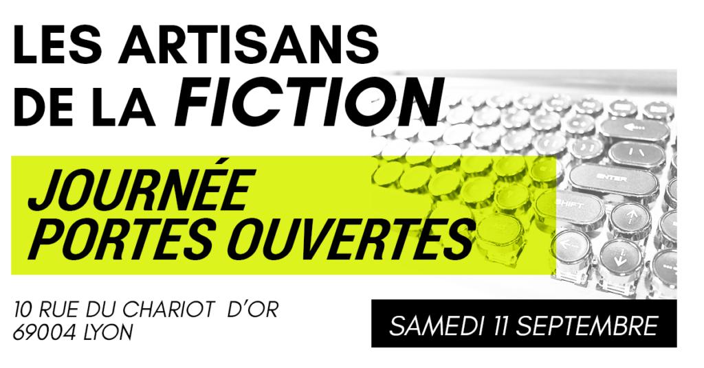 Artisans de la fiction journées portes ouvertes 2021