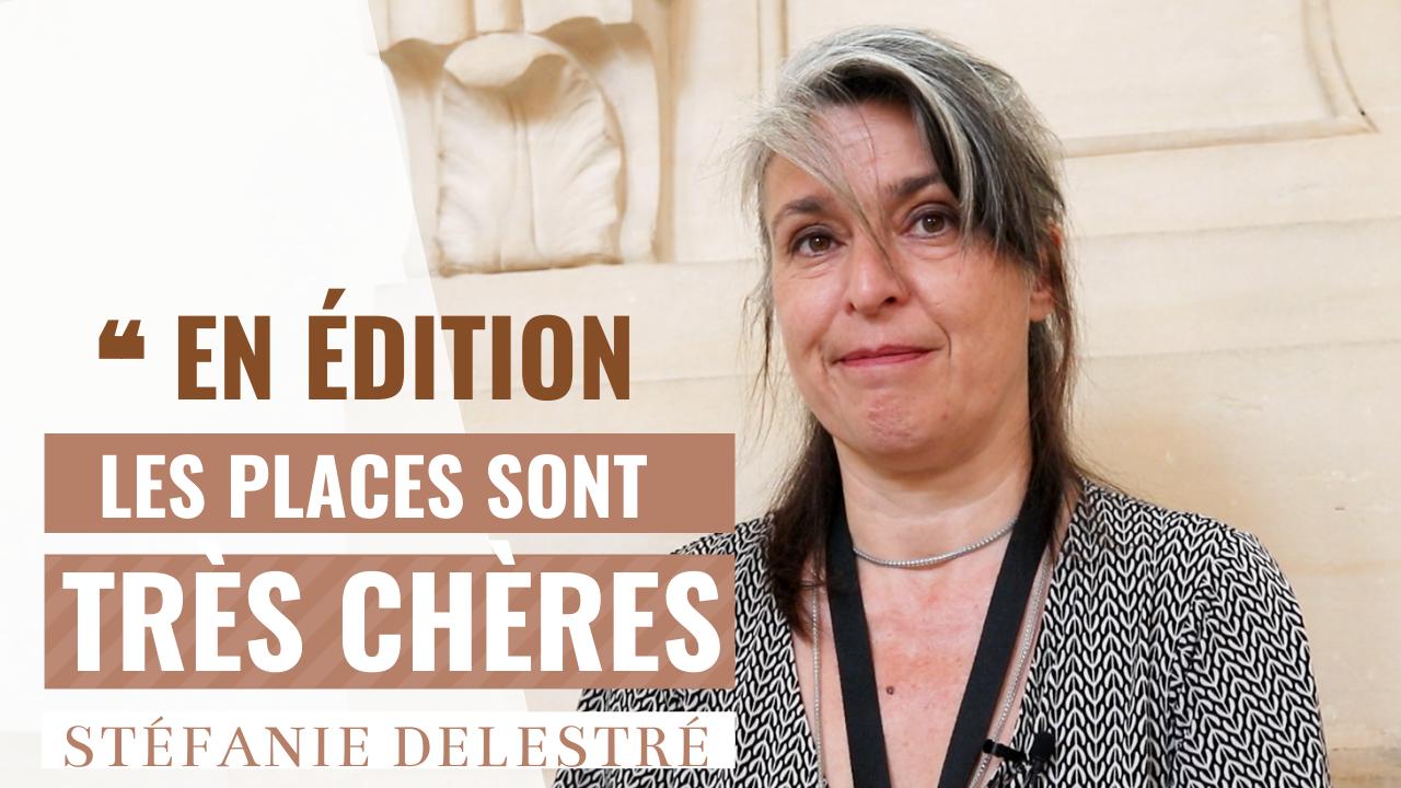 Stéfanie Delestré - mauvais manuscrits
